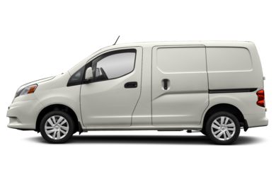 90 Degree Profile 2019 Nissan NV200