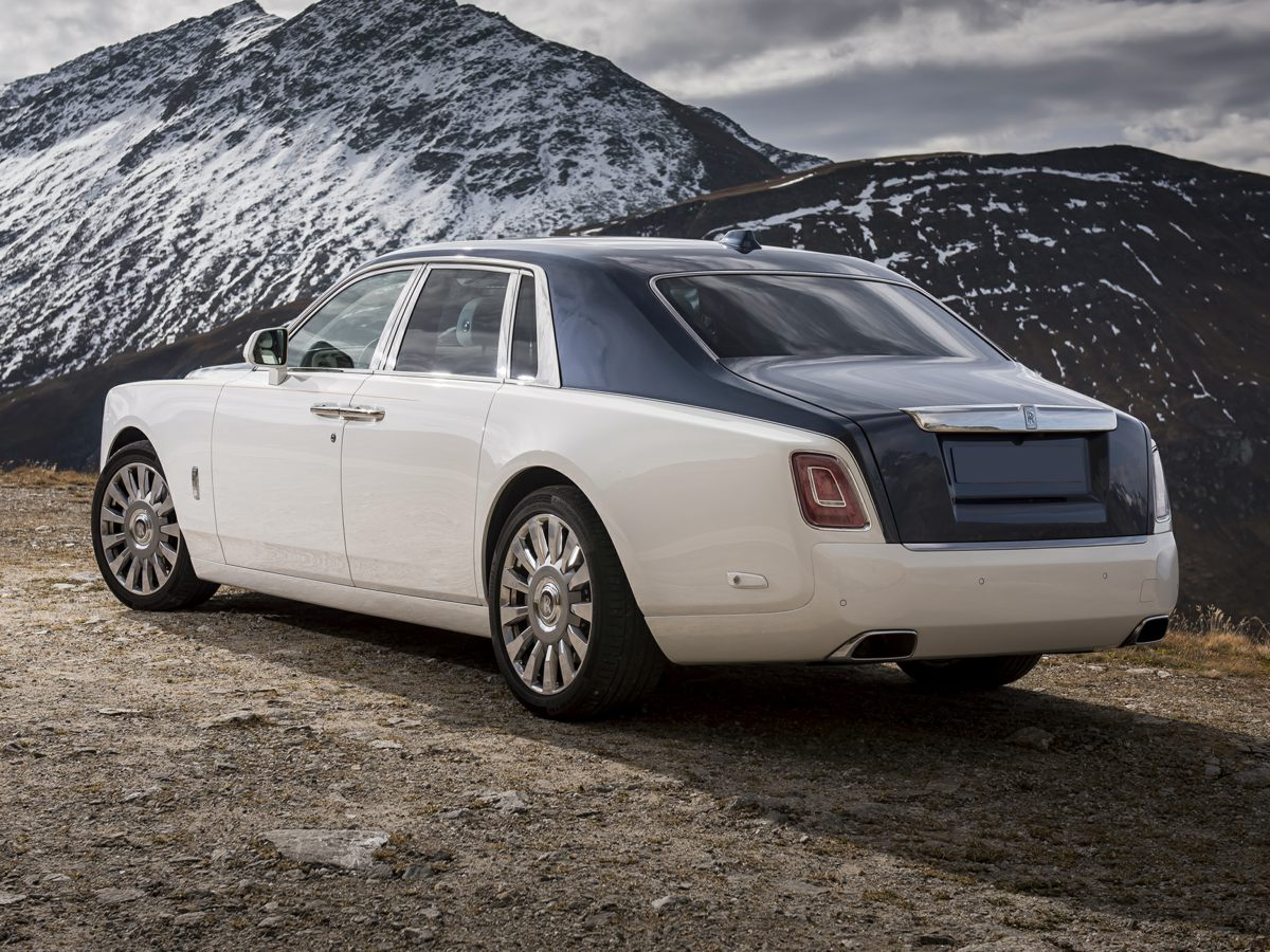 2020 Rolls-Royce Phantom Deals, Prices, Incentives ...