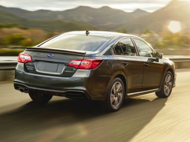 Oem Exterior 2018 Subaru Legacy