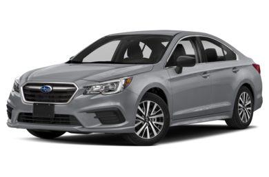 3 4 Front Glamour 2018 Subaru Legacy