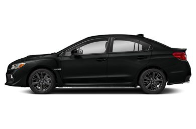 90 Degree Profile 2019 Subaru WRX