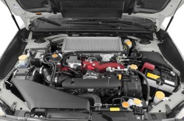 2020 Subaru Wrx Sti Interior Exterior Photos Video