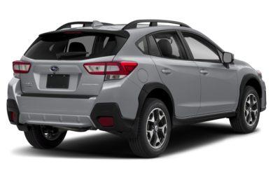 3 4 Rear Glamour 2018 Subaru Crosstrek
