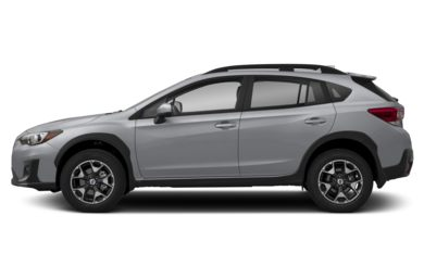 90 Degree Profile 2018 Subaru Crosstrek