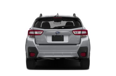 Rear Profile 2018 Subaru Crosstrek