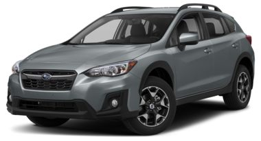 2018 Subaru Crosstrek Color Options