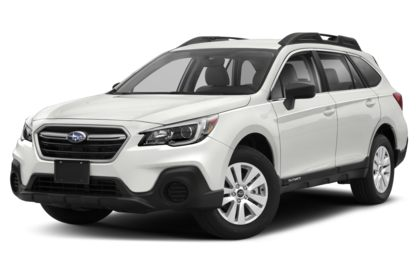 3/4 Front Glamour 2019 Subaru Outback