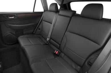 Rear Interior Volume 2018 Subaru Outback