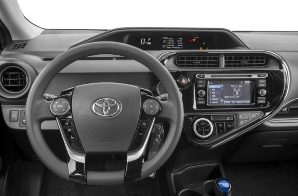 2019 Toyota Prius C Prices Reviews Vehicle Overview Carsdirect