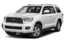 3/4 Front Glamour 2018 Toyota Sequoia