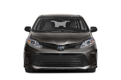 Grille 2018 Toyota Sienna