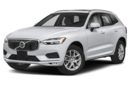3/4 Front Glamour 2019 Volvo XC60