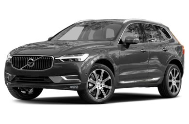 3/4 Front Glamour 2018 Volvo XC60