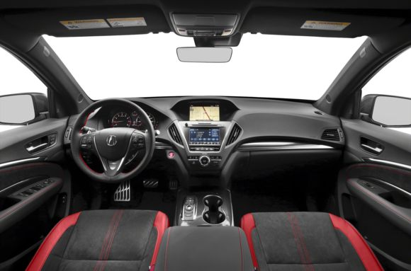 Base The 2019 Acura Mdx