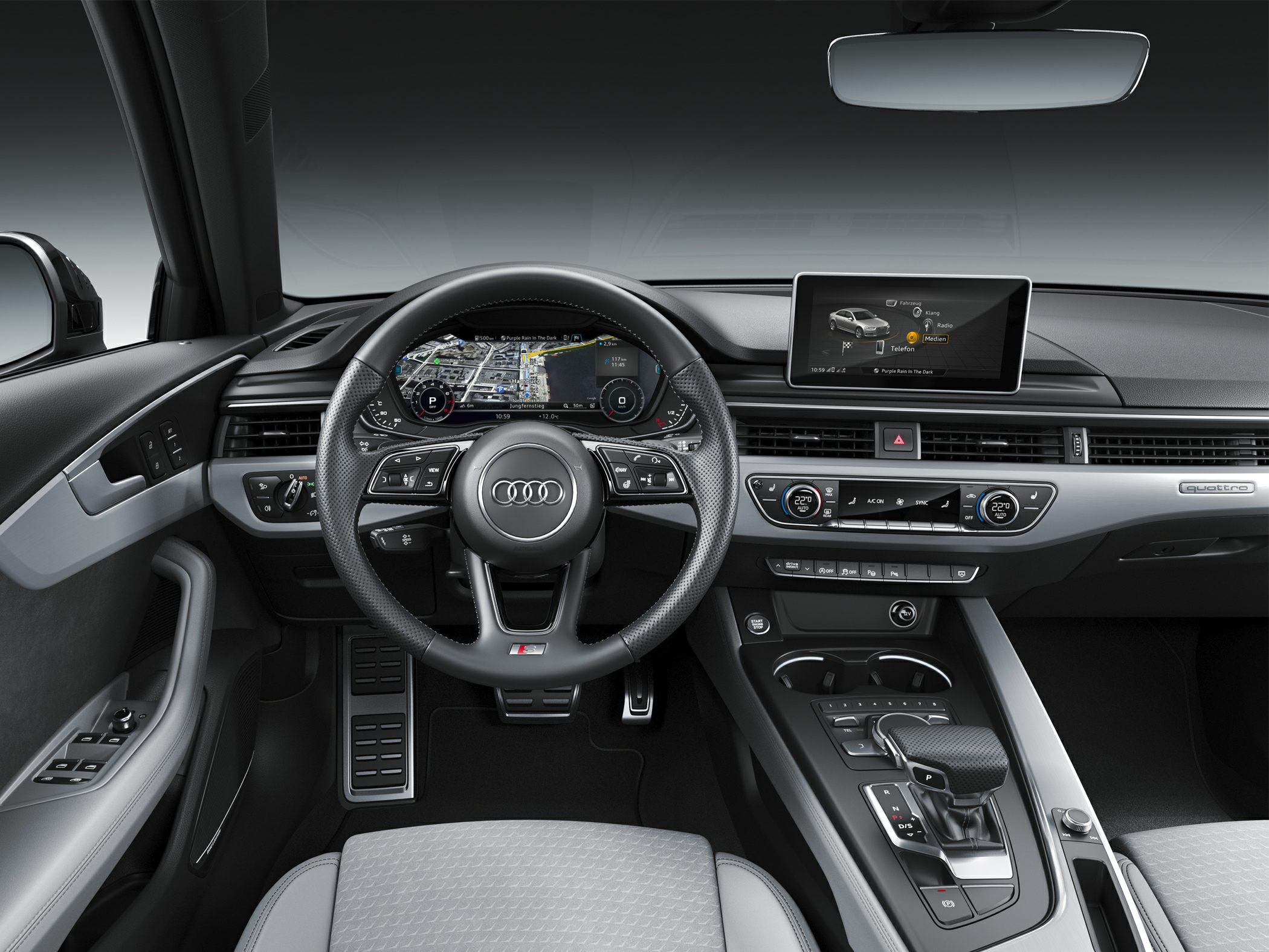 2019 Audi A4 Deals, Prices, Incentives & Leases, Overview