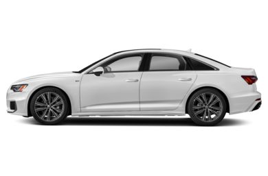 90 Degree Profile 2019 Audi A6