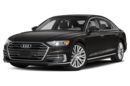 3/4 Front Glamour 2019 Audi A8