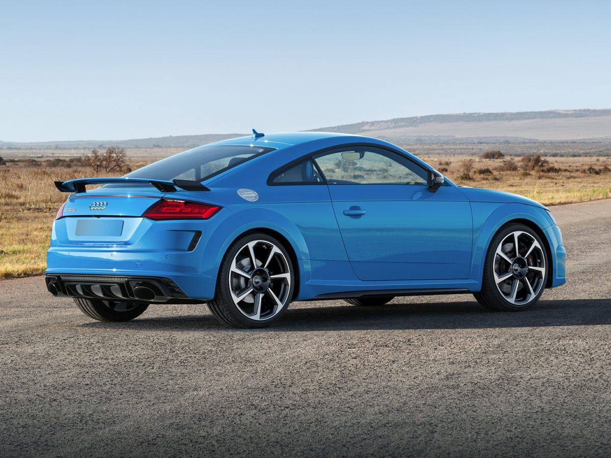2021 Audi TT RS Deals, Prices, Incentives & Leases ...