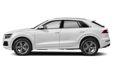 90 Degree Profile 2019 Audi Q8