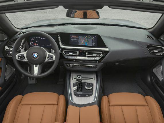 2021 bmw z4 interior & exterior photos & video - carsdirect