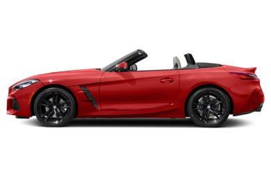 90 Degree Profile 2020 BMW Z4