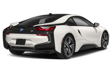 3/4 Rear Glamour  2019 BMW i8