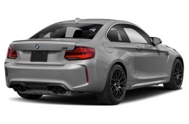 3/4 Rear Glamour  2019 BMW M2