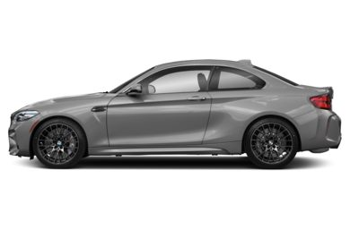 90 Degree Profile 2019 BMW M2