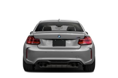 Rear Profile  2019 BMW M2