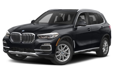 2021 Bmw X5 Prices Reviews Vehicle Overview Carsdirect
