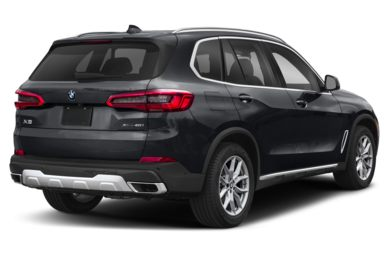 3/4 Rear Glamour  2019 BMW X5