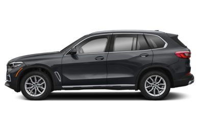 90 Degree Profile 2019 BMW X5