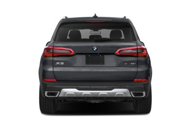 Rear Profile  2019 BMW X5