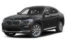 3/4 Front Glamour 2019 BMW X4