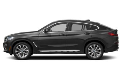 90 Degree Profile 2019 BMW X4