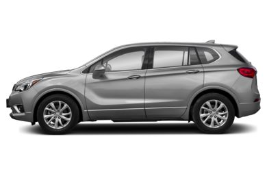 90 Degree Profile 2019 Buick Envision