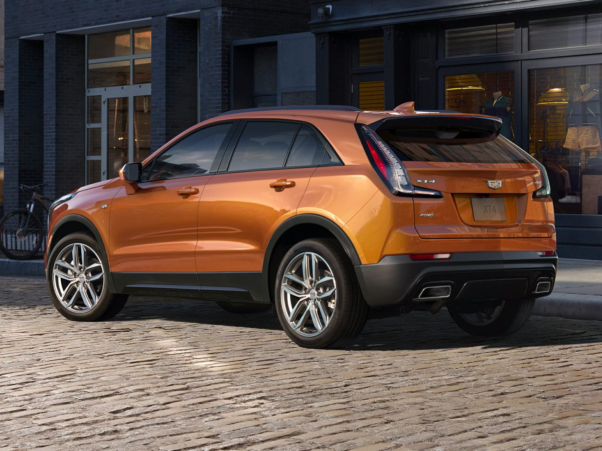 2021 Cadillac XT4 Deals, Prices, Incentives & Leases ...