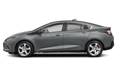 90 Degree Profile 2019 Chevrolet Volt