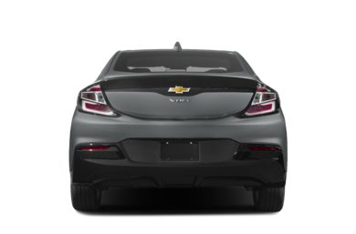 Rear Profile  2019 Chevrolet Volt