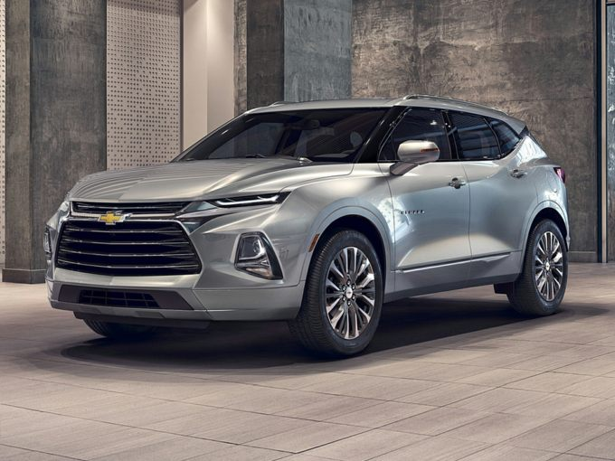 2019 Chevrolet Blazer For Sale Review And Rating