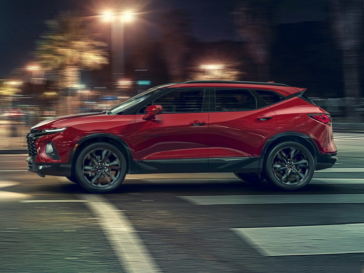 2020 chevrolet blazer deals, prices, incentives & leases