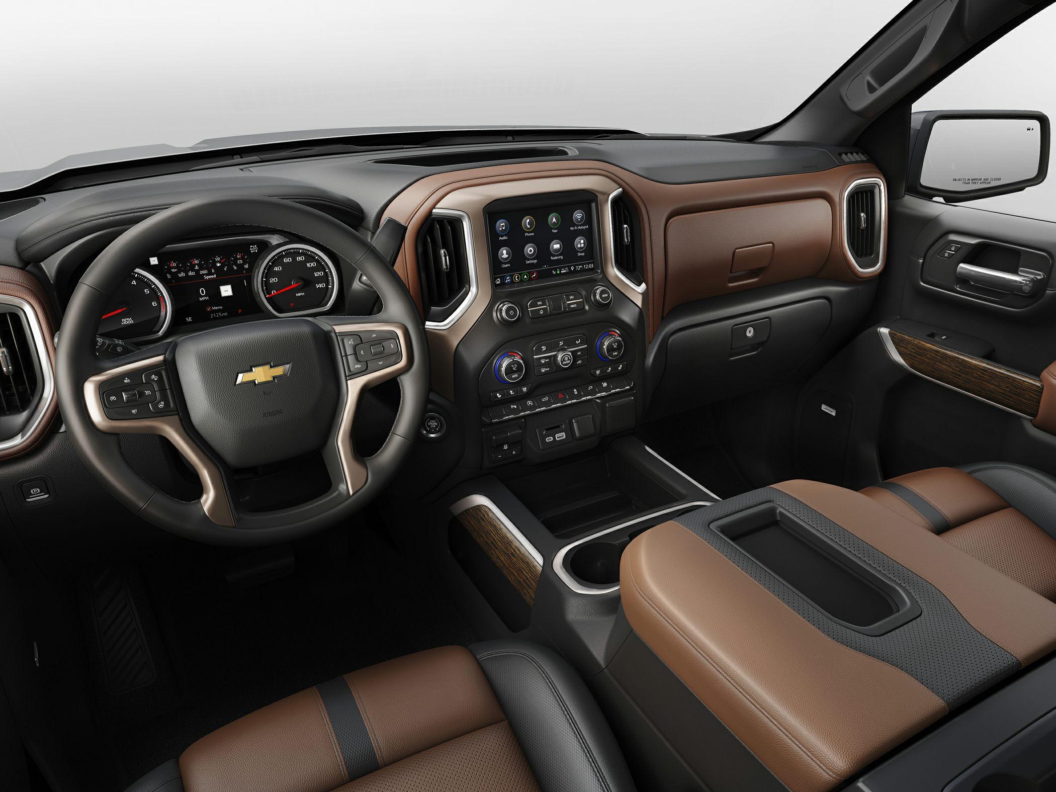 Chevy Silverado 1500