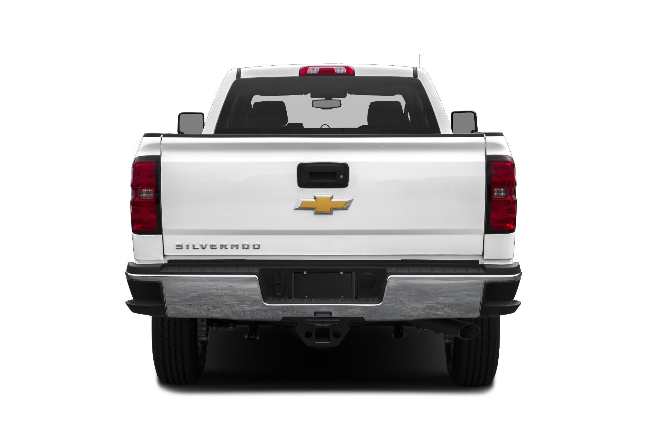 Chevrolet Silverado 2500HD Overview & Generations - CarsDirect