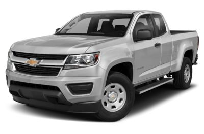2019 Chevrolet Colorado Deals, Prices, Incentives & Leases, Overview