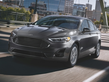 2020 Ford Fusion Deals, Prices, Incentives & Leases