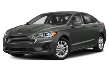 Lease Ford Fusion >> 2019 Ford Fusion Deals Prices Incentives Leases