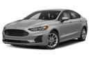 3/4 Front Glamour 2019 Ford Fusion Hybrid