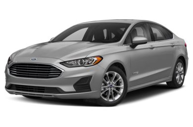 3 4 Front Glamour 2019 Ford Fusion Hybrid