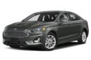 3/4 Front Glamour 2019 Ford Fusion Energi