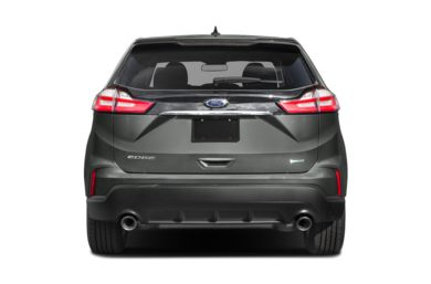 Rear Profile  2019 Ford Edge